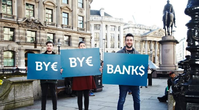 TransferWise Bordeless