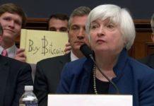Yellen Bitcoin