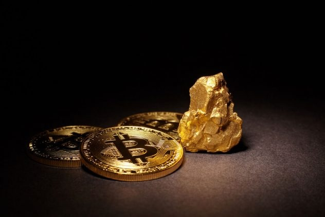 Gold backed crypto currency converter mineria de bitcoins worth