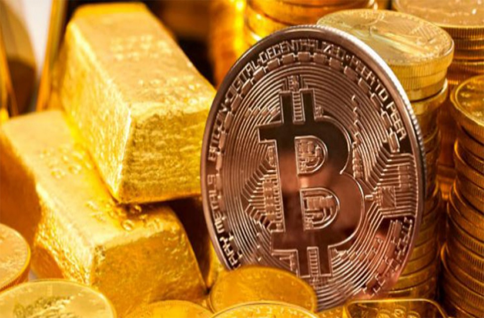 gold backed crypto currency exchange